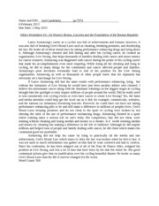 Essay tentang pendidikan bahasa inggris
