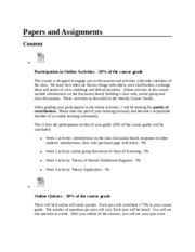Papers and Assignments nurs 700 .docx
