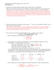 determination of keq for fescn Determination of an equilibrium constant minneapolis community and technical college principles of chemistry ii, c1152 (aq) and fescn 2+ (aq) equilibrium.