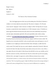 monster monster questions monday setting how  4 pages argumentative essay viglione