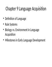Chapter 9 Language Acquisition.pptx