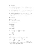 Ordinary Diff Eq Exam Review Solutions 98