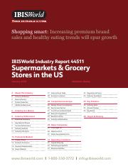 IBIS_44511 Supermarkets & Grocery Stores in the US Industry Report.pdf