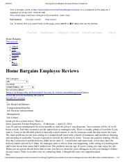 Working at Home Bargains_ Employee Reviews _ Indeed.pdf