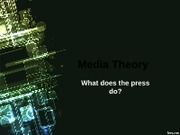 3030-Wk2MediaTheory-W2013