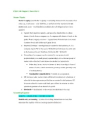 FNEC 140 Chapter 2 Notes Part 2