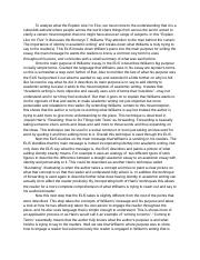 ELI5 Essay Analysis Draft