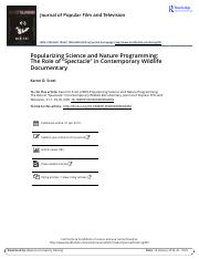 Scott - Popularizing Science and Nature Programming.pdf