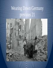 #8--Wearing Down Germany.pptx