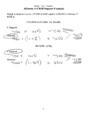 Chapter 3 w Solutions - pg 5 & 6