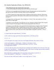 Ch 2 -Key for Intuitie Exploration of Motion  - Phy241 f16.docx
