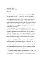 Phenomenal woman essay