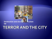 URS1006 cities and terror_sruption and destruction of urban life