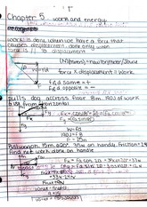 ch 5 notes