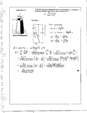 275_Mechanics Homework Mechanics of Materials Solution