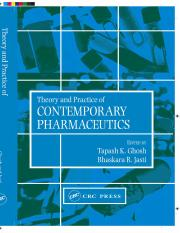 201.theory and practice of contemporary pharmqaceutics