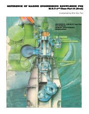 Min Zar Tar1 pdf - REFERENCE OF MARINE ENGINEERING KNOWLEDGE