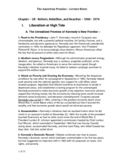 HIST 1502 Class Lecture Notes 28