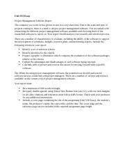 MBA 6931 Unit VII Essay Requirements CH.docx