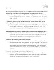 jessica case study