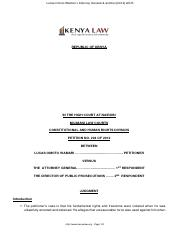 Petition_294_of_2012-Use of Force in effecting arrest (1).pdf