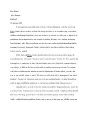 Justice in holes theme essay custom bibliography writing website gb