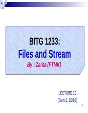 bitg1233-Lecture 10 - input & output File.pptx