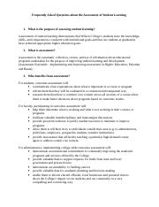 faaqfrequently_asked_questions_about_the_assessment_of_student_learning_7_9.doc