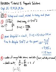 PHY10004 Tutorial 5 Prepwork Solutions.pdf