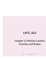 ENTC 463 Chapter 22 Lecture Notes-RK