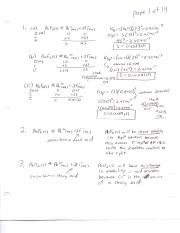CHEM1008FinalReviewSolutions2013