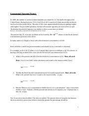 Exponential Worksheet_Drunk Driving