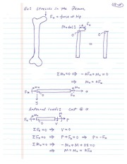 240-Lecture 2 Bending Notes
