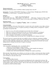 psy 230 ol lecture study guides Study guide for kail cavanaugh's human development a life span view chapter 1 lifespan psychology lecture psychology 230 lifespan development.