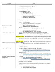 Cornell Notes 5.3