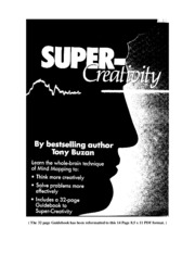 Tony Buzan - Super Creativity