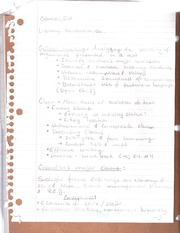 BUSI 203 -chandlers notes