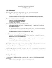 Exam 3 Study Guide with Answers