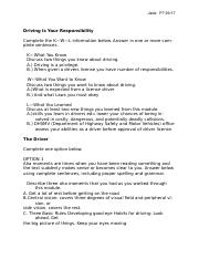 flvs drivers ed assignment 2.02