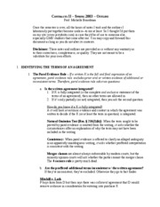Character analysis outline for an essay