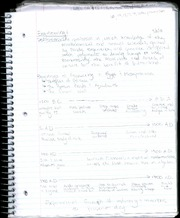 Green Engineering p1 Class Notes