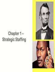 Chapter 1 Discussion - Staffing.ppt