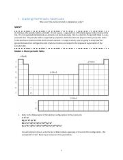 Cracking the Periodic Table Code.pdf - 1 Cracking the ...