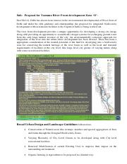 Yamuna River Front Development.pdf