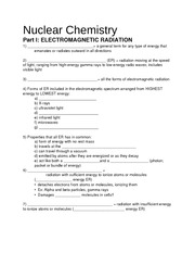nuclear radiation worksheet free worksheets library download and print worksheets free on. Black Bedroom Furniture Sets. Home Design Ideas