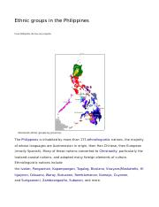 Ethnic groups in the Philippines II.odt