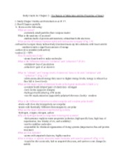 Study Guide Ch. 2