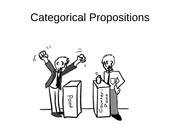 8. Categorical Propositions