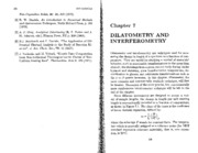 Dilatometry