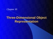 Three_Dimensional_Object_Representation